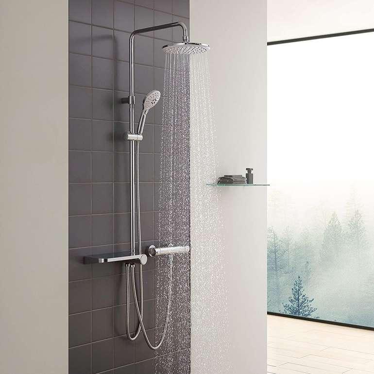 Cecipa Duschsystem mit Ablage (ohne Thermostat) für 37,99€ inkl. Versand (statt 59€)