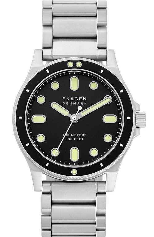 Skagen Herren-Uhren Quarz Fisk SKW6666 für 95,99€ inkl. Versand (statt 119€)