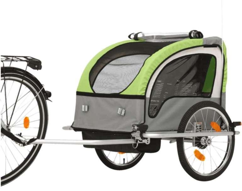 Fischer 86388 Kinder-Fahrradanhänger Komfort für 124€ inkl. Versand (statt 173€)