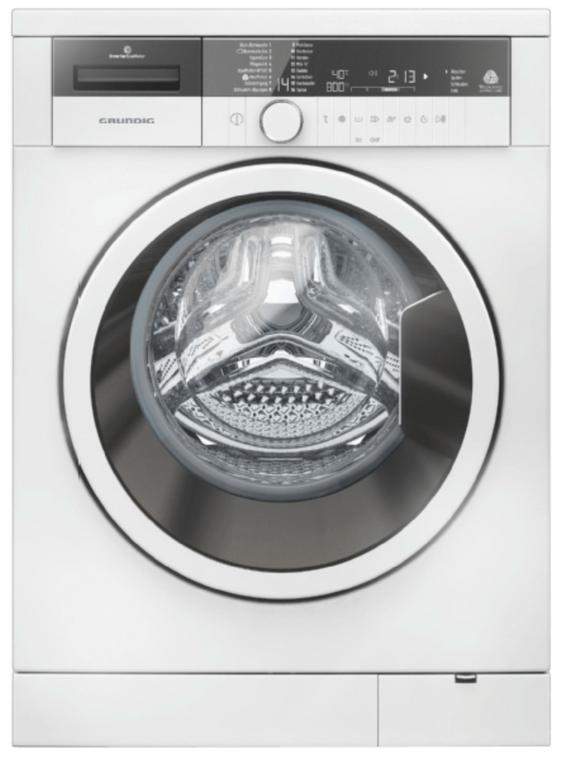 Grundig GWN 48431 - Waschmaschine (8kg, 1.400 U/Min.) für 399€ inkl. Versand