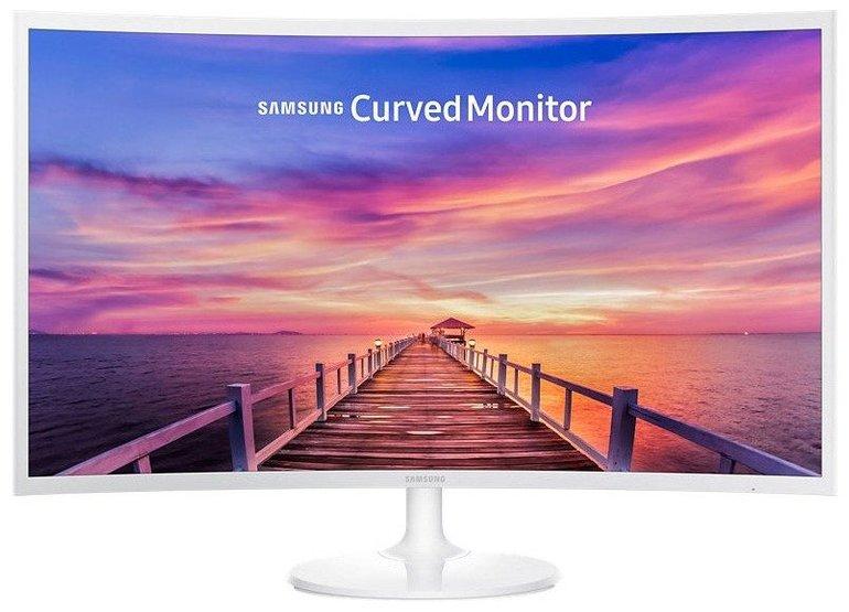 """Samsung C32F391FWU 32"""" Full HD Curved Monitor für 234€ inkl. Versand"""
