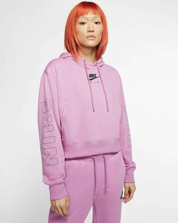 Nike Air Damen Fleece Hoodie für 34,48€ inkl. Versand (statt 62€) - Nike Membership!
