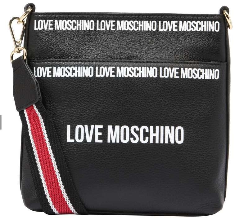 Love Moschino Umhängetasche mit Logo-Print für 69,50€inkl. Versand (statt 119€)