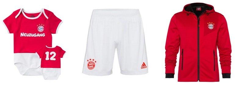 FC Bayern Fanshop Sale 2