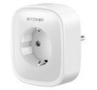 BlitzWolf - Smarte WiFi Steckdose (App Steuerung, Alexa & Google komp.) ab 6,99€