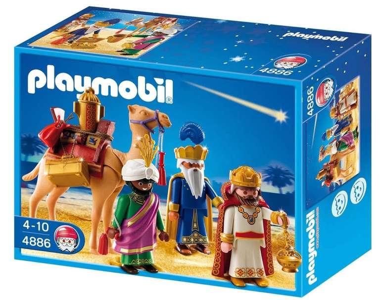 Playmobil Heilige Drei Könige (4886) für 18,94€ inkl. Versand (statt 29€)