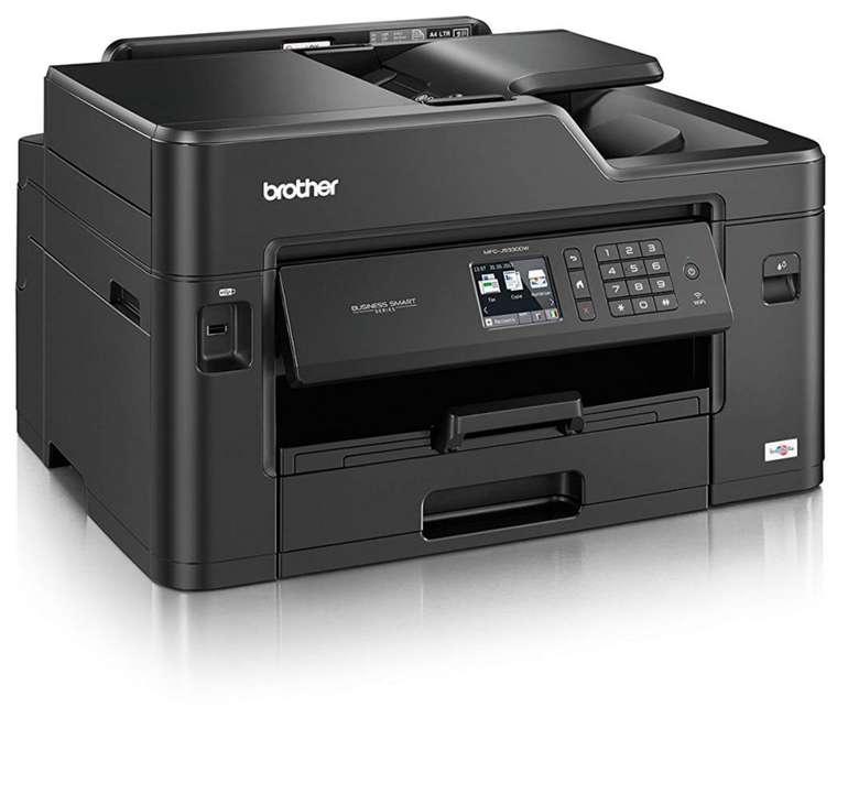 Brother MFC-J5330DW 4-in-1 Multifunktionsgerät (Drucker, Scanner, Kopierer, Fax) für 111,92€ inkl. Versand (statt 130€)