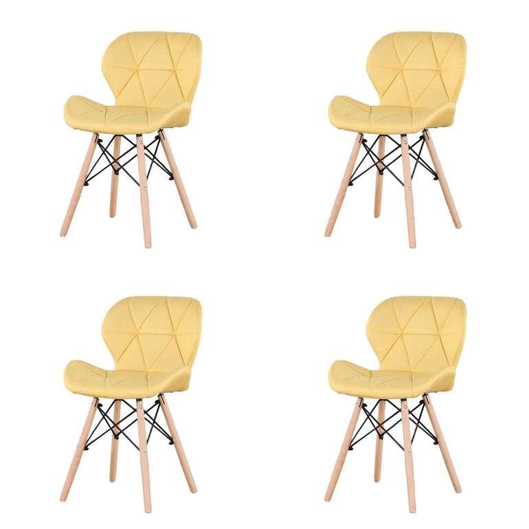 Neutrality 4er Set Stühle in 4 Farben ab 98€ inkl. Versand (statt 130€)