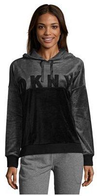 DKNY Damen Sale mit bis zu 70% Rabatt - z.B. Kapuzen Sweatshirt für 24,99€ zzgl. VSK (statt 40€)