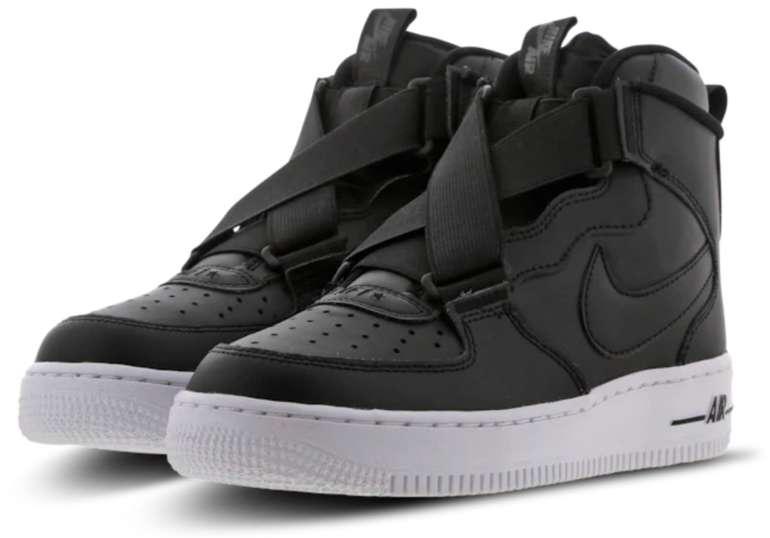 Nike Kinder Sneaker Air Force 1 Highness (Größe 36 - 40) in 2 Farben für je 29,99€ inkl. Versand (statt 69€)