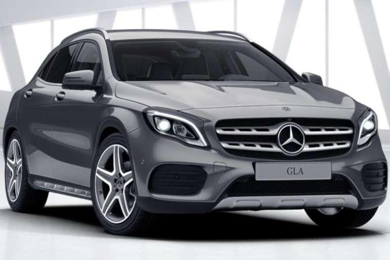 Privat: Mercedes-Benz GLA 220 4Matic AMG für 299€ Brutto mtl. leasen