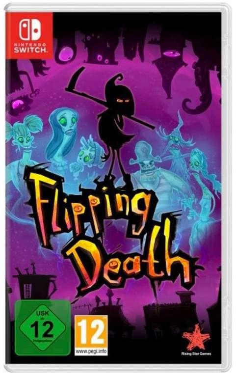 Flipping Death (Switch) für 8,99€ inkl. VSK (statt 20€)