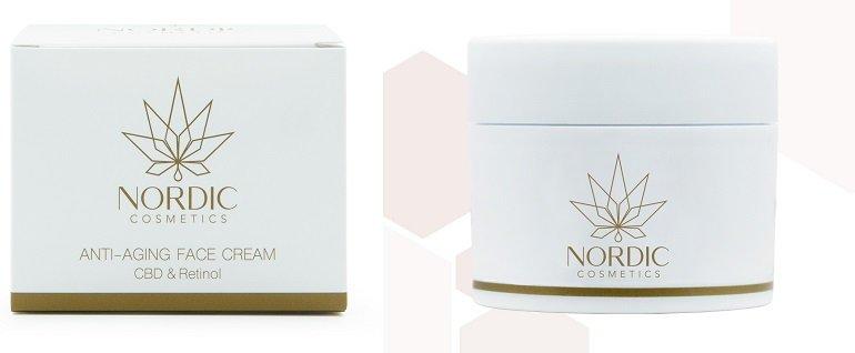 Nordic Cosmetics Anti-Aging Gesichtscreme