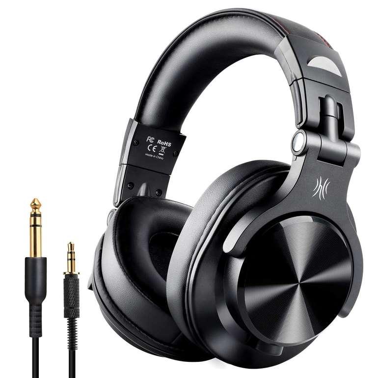 OneOdio Bluetooth Over-Ear-Kopfhörer mit Share Port für 24,80€ inkl. Versand
