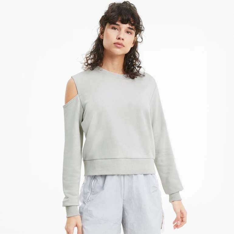 Puma T7 2020 Damen Sweatshirt für je 22,46€ inkl. Versand (statt 30€)