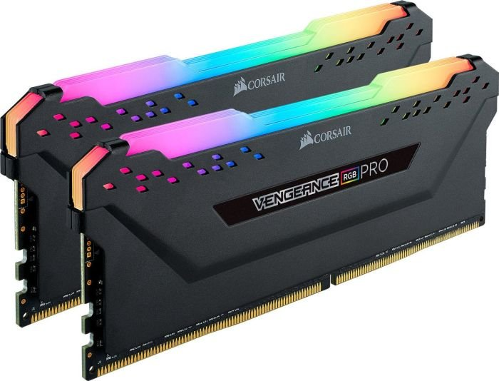 Corsair Vengeance RGB Pro 16GB Kit (CMW16GX4M2C3000C15) für 135€ (statt 159€)