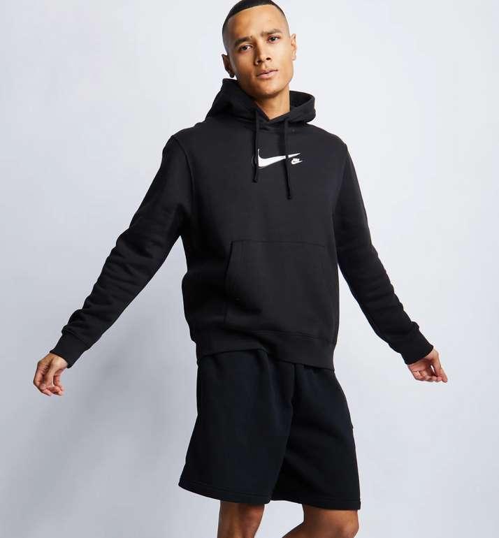 Nike Overhead Herren Hoodie HBR in Schwarz für 29,99€ inkl. Versand (statt 55€)