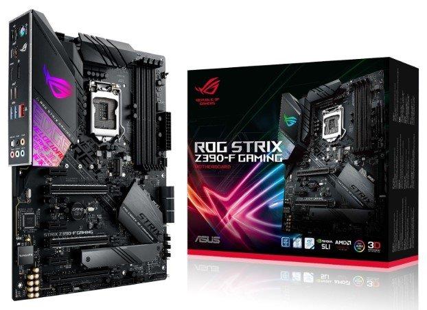 ASUS ROG Strix Z390-F Gaming Mainboard Sockel 1151