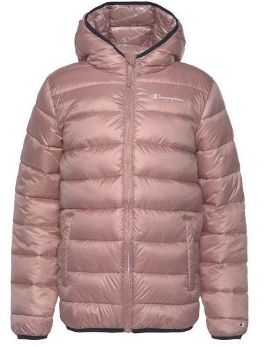 """Champion Steppjacke """"Hooded Jacket"""" für Mädchen zu 31,86€ inkl. Versand (statt 44€)"""