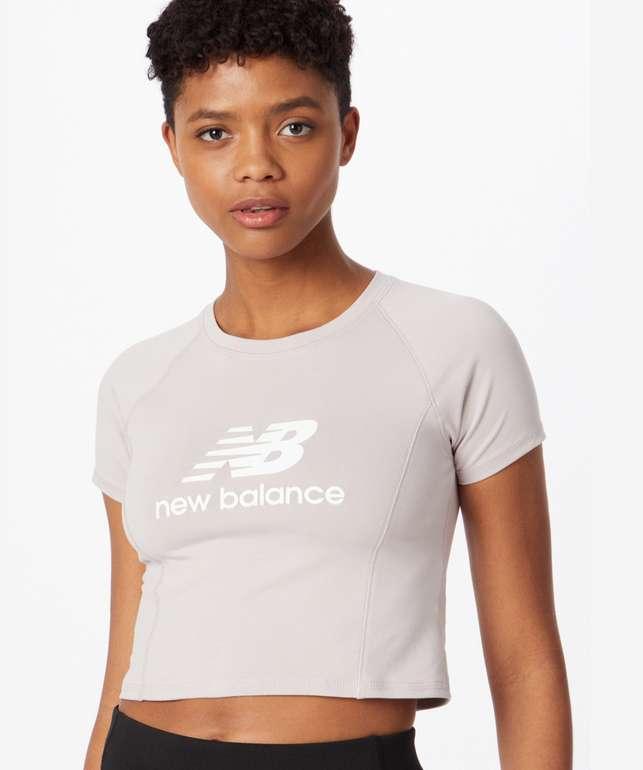 "New Balance T-Shirt ""Podium"" in Lila für 7,96€ inkl. Versand (statt 20€)"
