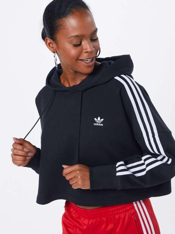 Adidas Originals Damen Sweatshirt in schwarz für 44,91€ inkl. Versand (statt 51€)