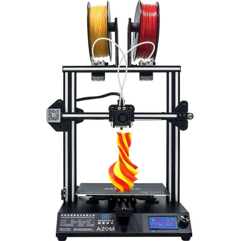 2 Geeetech Produkte bei Amazon günstiger, z.B. A20M 3D Drucker für 250€ (statt 310€)