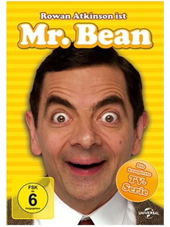 Mr. Bean - Die komplette TV-Serie auf DVD für 7,99€ inkl. Versand (statt 11€)