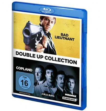 Double-Up Collection: Bad Lieutenant + Cop Land (Blu-ray) für 7,88€ inkl Versand
