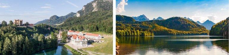 AMERON Neuschwanstein Alpsee Resort-2