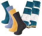 16er-Pack s.Oliver Socken, mehrfarbig für 7,99€ inkl. Versand
