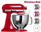 KitchenAid Artisan KSM150 Küchenmaschine für 378,90€ inkl. Versand