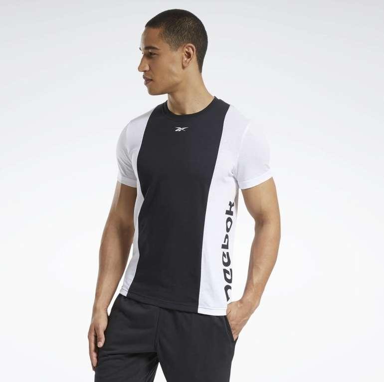 Reebok Training Essentials Herren T-Shirt Linear Logo in 2 Farben für je 13,97€ inkl. Versand (statt 18€)