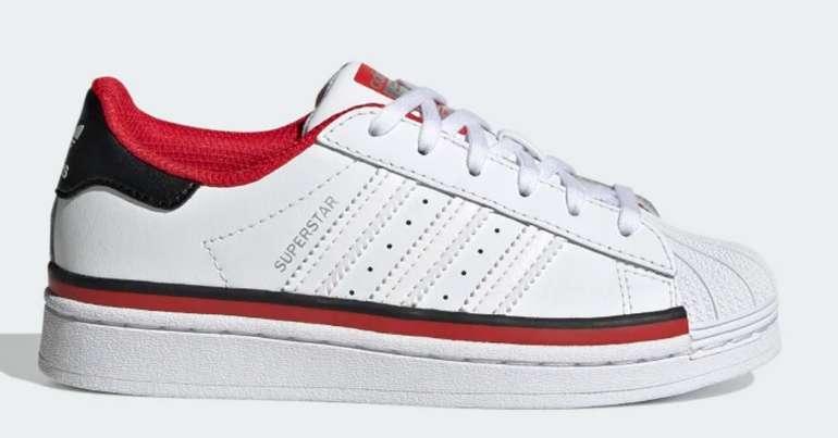 Adidas Kinder Superstar Schuh für 35,70€ inkl. Versand (statt 51€)