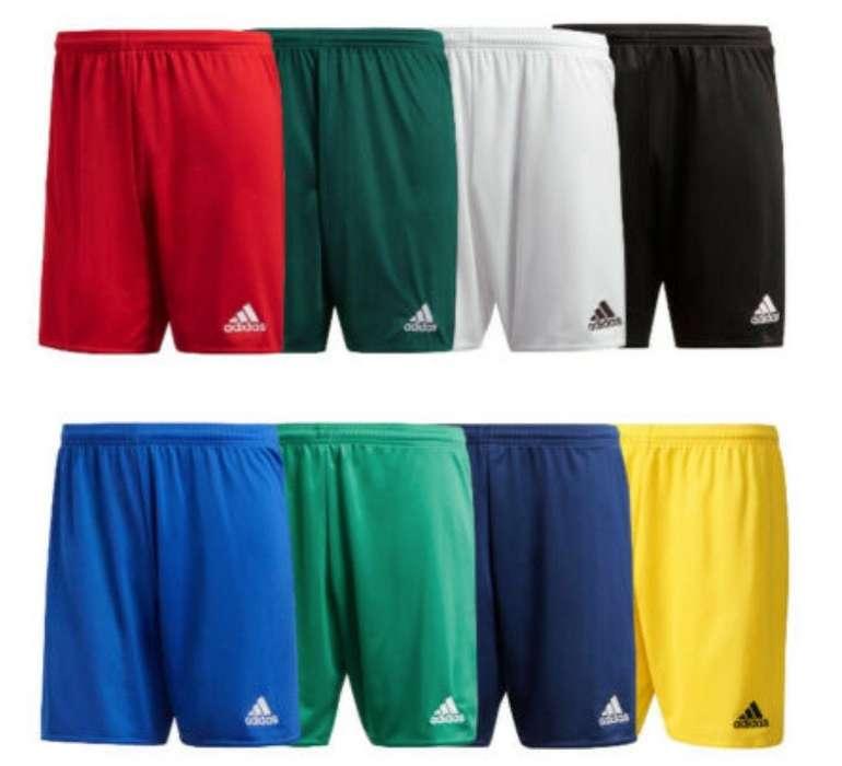 Adidas Performance Parma 16 Herren-Shorts (versch. Farben) für 10€ inkl. Versand (statt 13€)