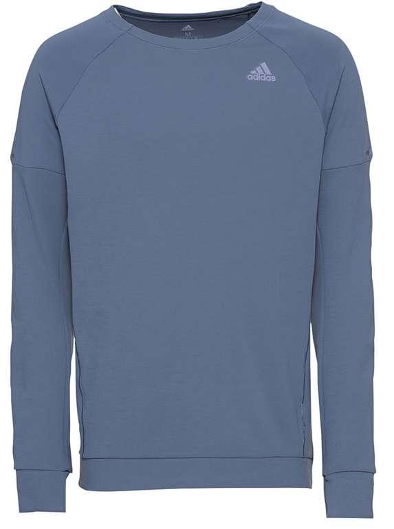 adidas Supernova Run Cru Herren Sweatshirt in blau für 23,94€inkl. Versand (statt 30€)
