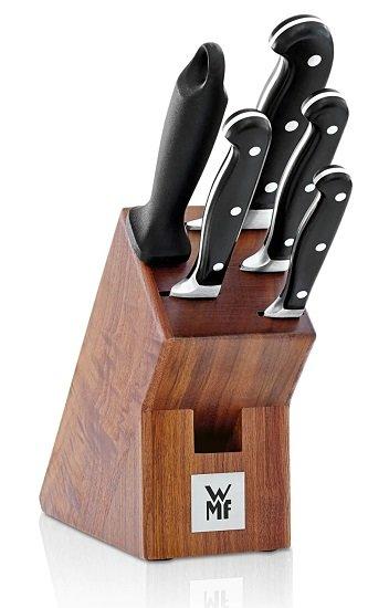 WMF Spitzenklasse Plus Messerblock 6-teilig für 93,94€ inkl. Versand (statt 125€) - Newsletter!