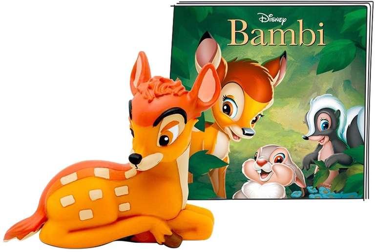 Saturn: Viele Tonies Hörfiguren für je 11€ inkl. Versand, z.B. Disney Bambi
