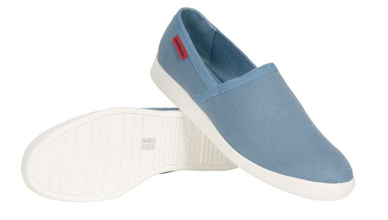 Calvin Klein Jeans Leif Herren Sneaker in blau für 33,94€ inkl. Versand (statt 90€)