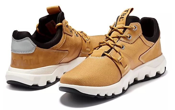 Timberland Urban Exit Sneaker in gelb für 58,45€ inkl. Versand