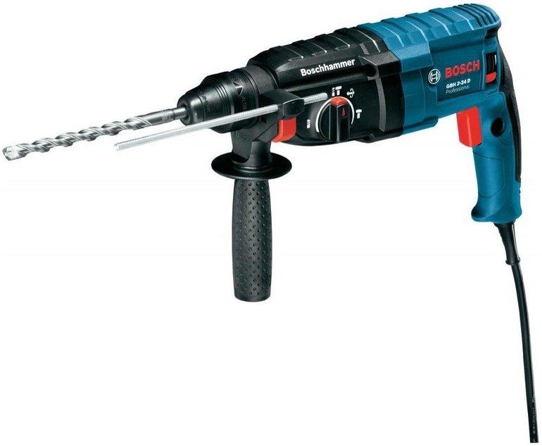 Bosch GBH 2-24 D Professional Bohrhammer für 114,90€ inkl. Versand (statt 135€)