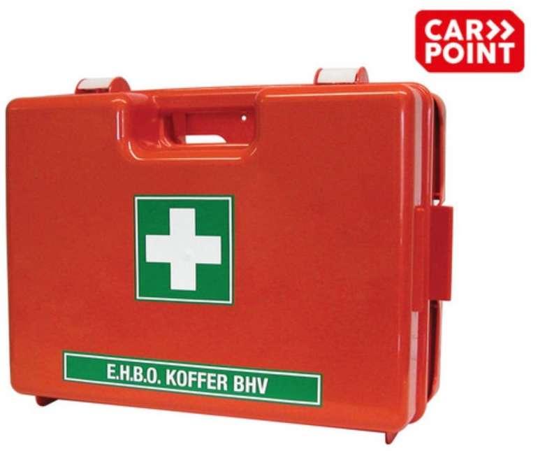 Carpoint Erste-Hilfe-Koffer mit Wandhalterung für 35,90€ inkl. Versand (statt 73€)