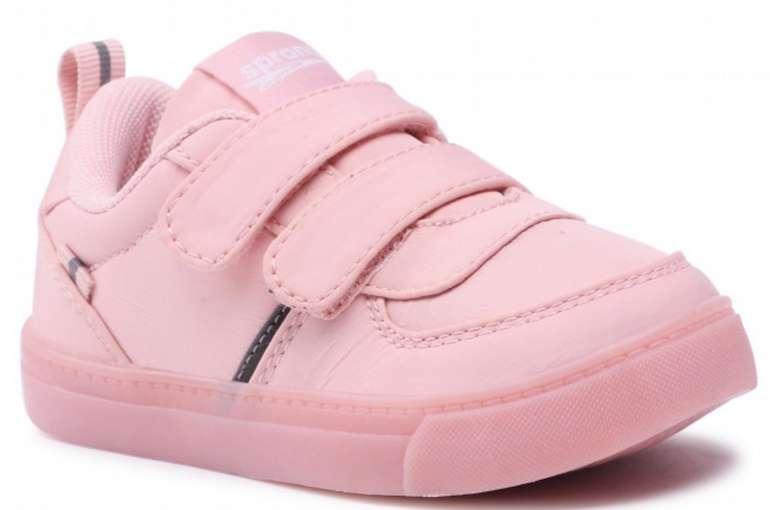 Sprandi Mädchen Sneaker in Pink für 10,45€inkl. Versand (statt 25€)