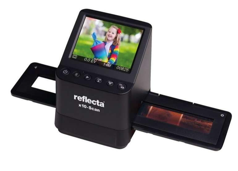 Reflecta x10 Film-Scanner für 104,99€ inkl. VSK (statt 120€)