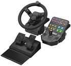 Logitech G Saitek Farm Sim Controller mit 900 Grad Lenkrad für 159€ inkl. VSK