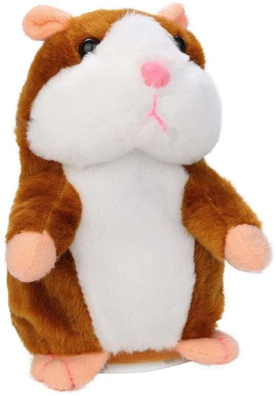 Wwricotta sprechender Hamster für je 5,90€ inkl. Versand (statt 7€)