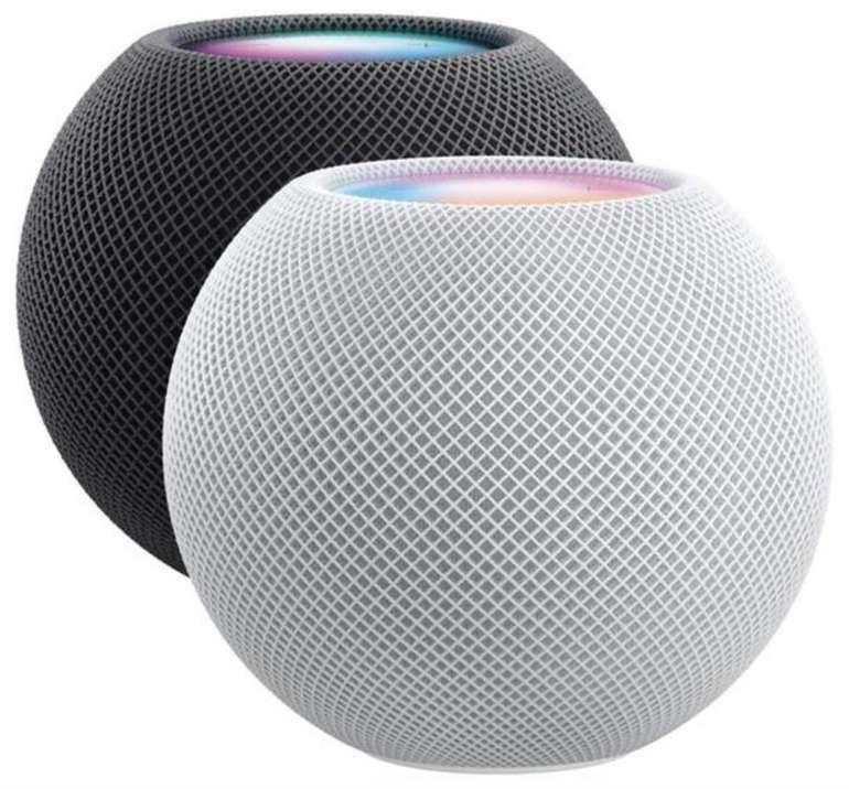 Apple HomePod Mini in zwei Farben für je 86,50€ inkl. Versand (statt 97€)