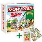 Monopoly Asterix und Obelix limitierte Collector's Edition (3.000 Stück) + Top Trumps Quartett für 42,46€