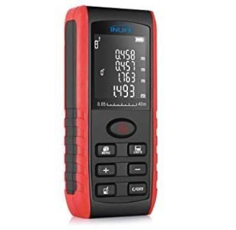 InLife Laser Entfernungsmesser mit Neigungsmessung ab 10,49€ inkl. Prime Versand