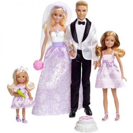 Smyths Toys: 20% Rabatt auf Barbie Artikel, z.B. Barbie Hochzeitsset für 31,94€