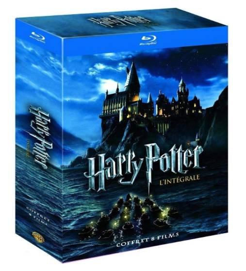 Harry Potter Komplettbox (alle Teile) auf DVD für 21,63€ (statt 42€)